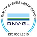 certificato il proprio sistema di gestione ai sensi della norma UNI EN ISO 9001:2015 Settore EA:37